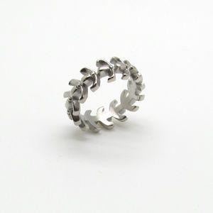 Jewelry - Stainless Steel Spine Bones Ring.Bones Ring